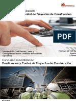 Curso_Planificación y Control de Proy. de Construcción_AB