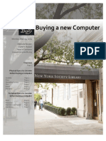 Buying New Computer 2014