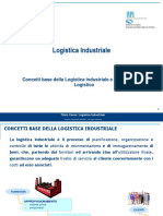 Logistica Industriale_modulo 1_teoria Logistics