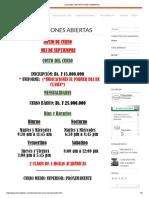 Ciboulette_ Inscripciones Abiertas