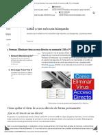 3 Formas_ Eliminar Virus Acceso Directo en Memoria USB y PC _ PCWebtips