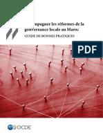 Accompagner Les Reformes de La Gouvernance Locale Au Maroc