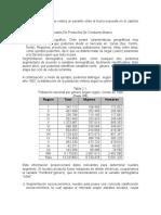 Segmantacionde Mercado CHILE
