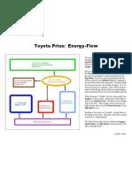 Prius Energy Flow