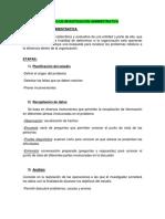 Fases Del Proceso de Investigacion Administrativa