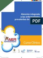 AIEPI - Curso Clínico Para Profesionales de La Salud 2010