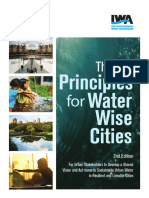 IWA_Principles for Water-wise Cities