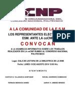 COCNP ASAMBLEA