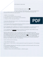 Police statement to report fraud (English translation)