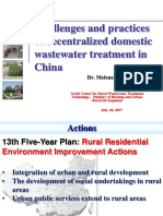 Decentralized Wastewater Treatment