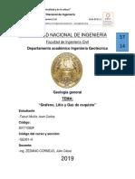 Grafeno, Litio y Gas de Esquisto