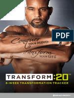 6-Week Transformation Tracker