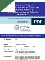 Presentacion Maestría en Ingeniería - Estructuras 2016