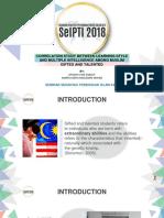 SeIPTI 2018