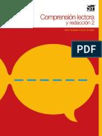Comprensión Lectora y Redacción 2 - Pedro Teobaldo Cháves Gonsáles