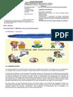Guia de Español Grado Tercero, Tercer Periodo Docentes