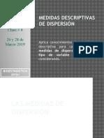 CLASE 4 Medidas de Dispersión.pptx