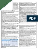 RSM 230 Study Guide