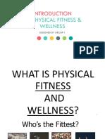 Wellness Outline