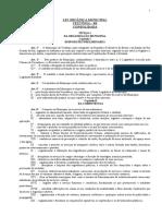 Lei Orgânica - Município Teutônia / RS