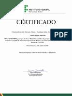 Estatística Medidas de Posição e Dispersão-Certificado Digital 39907
