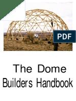 Dome Builders Handbook