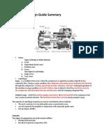 HVAC Design Summary