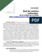 Red de Centros Culturales de La Plata
