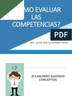 Evaluación e Instrumentos_2019-SET