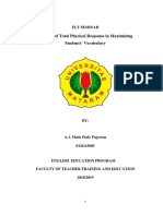 Elt Seminar Paper
