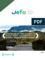 Competencias Del OEFA en Materia de Residuos 2019