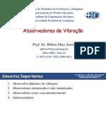 11 VSM Absorvedores de Vibração
