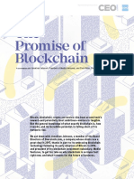 Article Blockchain- From BI to AI