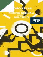 Como Falar de Forma Segura Sobre  Suicídio
