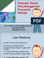 posyandu remaja Pameungpeuk.ppt