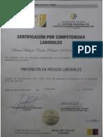 Prev Riesgo Lanorables