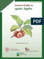 Organic Apples NYSIPM