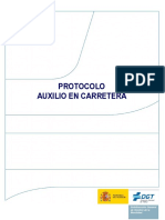 Protocolo Auxilio en Carretera