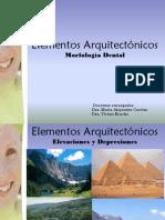elementos arquitectonicos