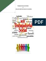 Escuelas de Servicio Social en Colombia, TRABAJO GRUPAL