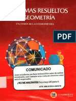 Problemas Resueltos Geometría Lumbreras Tomo II PDF