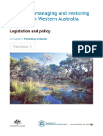 Legislation and Policy
