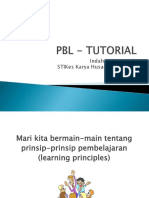 Pbl - Tutorial