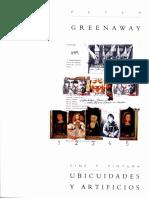 Peter Greenaway, Museo Tamayo 1997