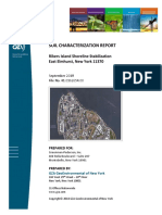 Rikers Island Soil Characterization Report