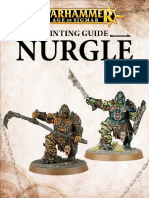 Painting Guide - Nurgle
