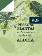 Pessoas Plantas Aldeia