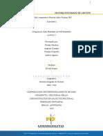 SISTEMA INTEGRADO DE GESTION Cuadro comparativo Normas sobre Normas ISO.doc
