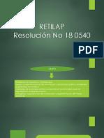 retilap