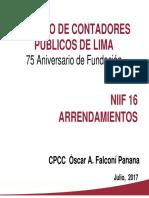 Niif 16-Oscar Falconi